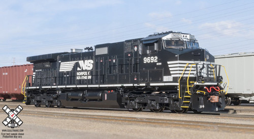 Scaletrains {SXT31339} GE Dash 9-44CW - DC/DCC Ready - NS Norfolk Southern #9651 (SCALE=HO)
