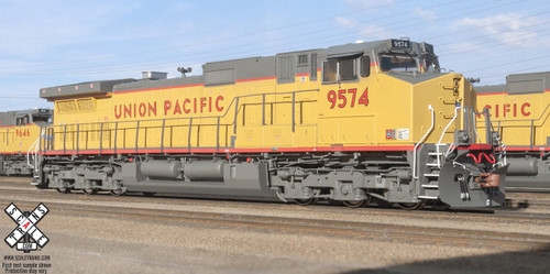 Scaletrains {SXT31340} GE Dash 9-44CW - ESU v5.0 DCC and Sound - UP Union Pacific #9574 (SCALE=HO)