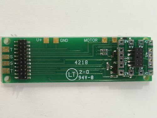 NixTrainz Decoder Buddy - motherboard for 21 Pin decoders (Scale=HO) #NIX-DecoderBuddy