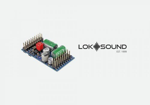 """58325 ESU  LokSound / Ver 5 L DCC """"Generic"""" Ready for Programming  - (Scales=O) Part # = 397-58325"""
