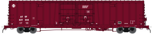 """Atlas 20004930 BX-166 Boxcar - Santa Fe ATSF - Berwind """"J"""" Repaint #621427 (Scale=HO) 150-20004930"""