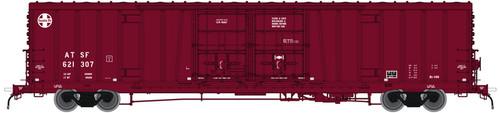 "ATLAS 50004076 BX-166 Boxcar Santa Fe ATSF 24"" LOGO #4 #621349 (SCALE=N) Part # 150-50004076"