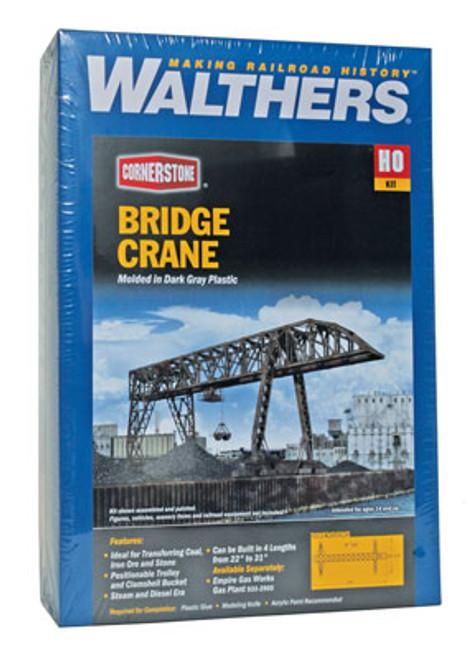 2906 Walthers Bridge Crane Kit (HO Scale) Cornerstone Part#933-2906