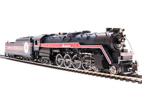 BLI 5775 4-8-4 T1 - American Freedom Train #1, Sound/DC/DCC Broadway Limited  (SCALE=HO)  Part # 187-5775