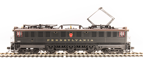 BLI 4702 P5a Boxcab Electric -PRR - Pennsylvania #4766, Sound/DC/DCC Broadway Limited  (SCALE=HO)  Part # 187-4702