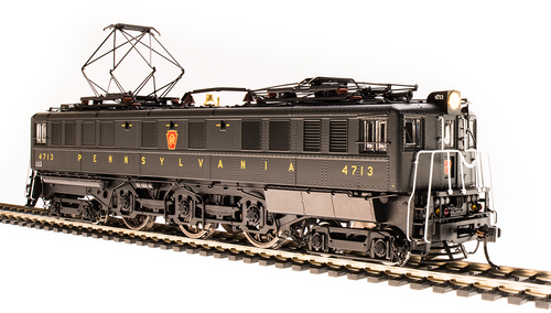 BLI 4705 P5a Boxcab Electric -PRR - Pennsylvania #4713, Sound/DC/DCC Broadway Limited  (SCALE=HO)  Part # 187-4705