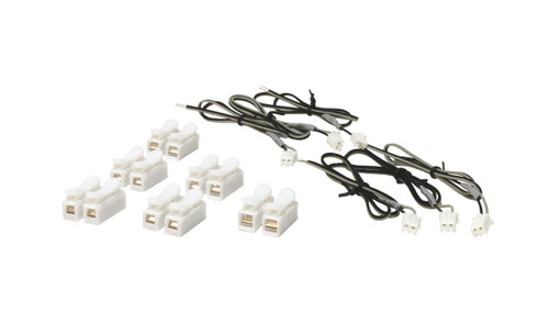 Woodland Scenics 5685 Linker Plugs- Just Plug  (SCALE=ALL)  Part # 785-5685