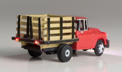 Woodland Scenics 5615 Heavy Hauler - Just Plug  (SCALE=N)  Part # 785-5615