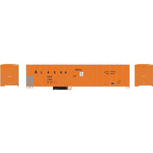 Athearn ATH71458 57' Mechanical Reefer ARR - Alaska #11502 (SCALE=HO)  Part #ATH71458