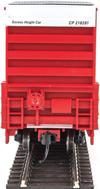 Walthers 910-2928 60' High Cube Plate F Boxcar CP - Canadian Pacific #218281 (SCALE=HO)  Part #910-2928