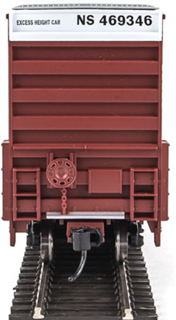 Walthers 910-2944 60' High Cube Plate F Boxcar NS - Norfolk Southern #469346 (SCALE=HO)  Part #910-2944
