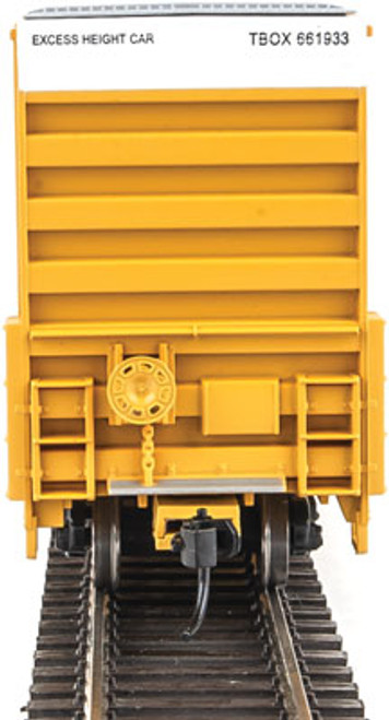 Walthers 910-2952 60' High Cube Plate F Boxcar TBOX -TTX Railcar Pooling Experts #661993 (SCALE=HO)  Part #910-2952