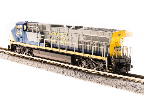 BLI {3744} GE AC6000 - CSX #634 Broadway Limited Paragon3 Sound/DC/DCC (Scale=N) Part#187-3744