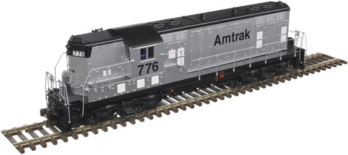 ATLAS 10002926 GP7 - Amtrak #776 Gold - DCC & Sound (SCALE=HO) Part # 150-10002926