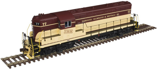 ATLAS 10002986 GP7 - TH&B - Toronto Hamilton & Buffalo #72 Gold - DCC & Sound (SCALE=HO) Part # 150-10002986