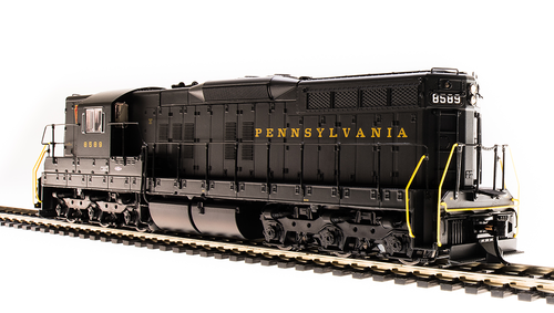 BLI 5787 SD7 PRR - Pennsylvania #8589 w/Sound & DCC (SCALE=HO) 187-5787