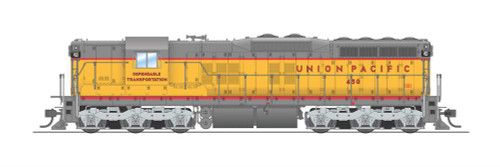 BLI 5791 SD7 UP - Union Pacific #456 w/Sound & DCC (SCALE=HO) 187-5791