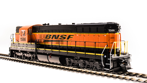 BLI 5800 SD9 BNSF - Burlington Northern Santa Fe #1586 w/Sound & DCC (SCALE=HO) 187-5800