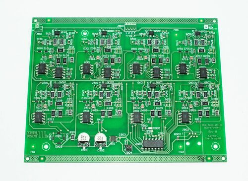 DCC SPECIALTIES 246-FROG-AR - Quad Output Frog Auto-Reverser (SCALE=ALL) 246-FROG-AR