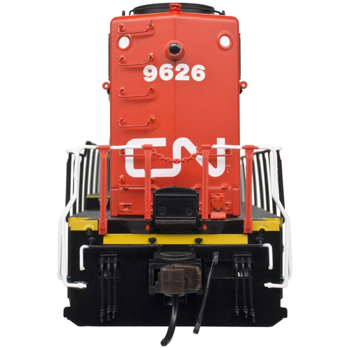 ATLAS 10002727 EMD GP40-2W - CN - Canadian National #9629 Gold - DCC & Sound (SCALE=HO) Part # 150-10002727