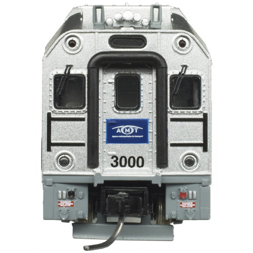 ATLAS 50004386 AMT - Cab Car #3007 (SCALE=N) Part # 150-50004386