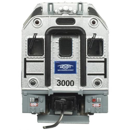 ATLAS 50004387 AMT - Cab Car #3014 (SCALE=N) Part # 150-50004387