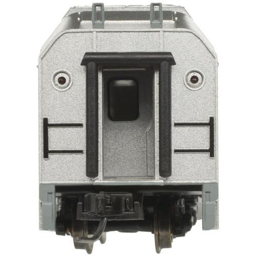 ATLAS 40004051 NJ Transit - Multi-Level Trailer with Toilet #7266 (SCALE=N) Part # 150-40004051