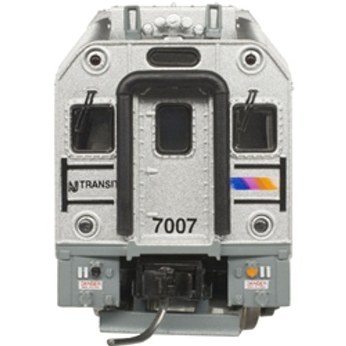 ATLAS 40004045 NJ Transit - Cab Car #7019 (SCALE=N) Part # 150-40004045