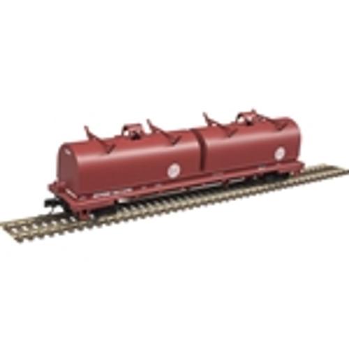 ATLAS 50004642 Cushion Coil Car - BNSF Burlington Northern Santa Fe #527246 (SCALE=N) Part # 150-50004642