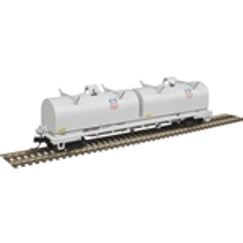 ATLAS 50004656 Cushion Coil Car - UP Union Pacific (CNW) #249005 (SCALE=N) Part # 150-50004656