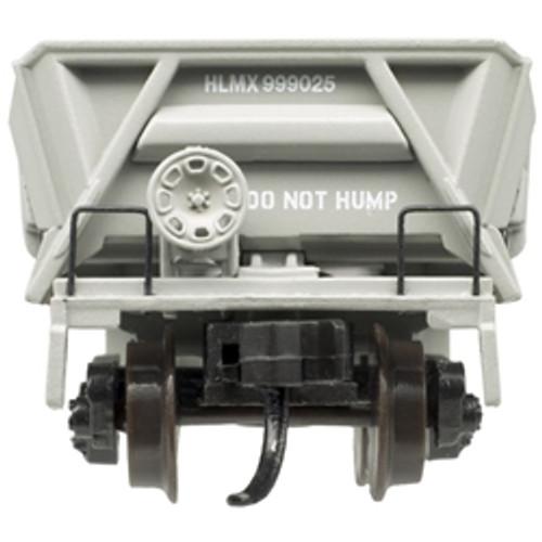 ATLAS 50004566 DIFCO Side Dump Car - Helm Leasing #99025 (SCALE=N) Part # 150-50004566