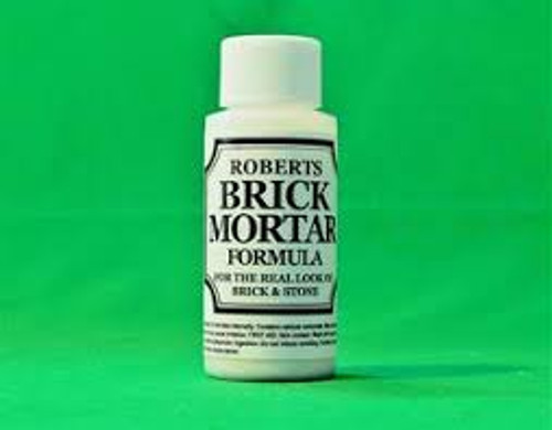 RBM-101 Roberts Brick Mortar Formula (1.5 oz. Jar)  (ALL Scales) Part #RBM-101
