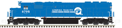 ATLAS 40003967 SD50 Conrail Quality #6734 - Gold DCC & Sound - Master (SCALE=N) Part # 150-40003967