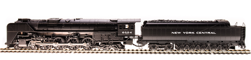 BLI 5831 4-8-4 S1 Niagara - NYC - New York Central #6004, Sound/DC/DCC Broadway Limited  (SCALE=HO)  Part # 187-5831