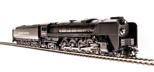 BLI 5834 4-8-4 S1 Niagara - NYC - New York Central #6023, Sound/DC/DCC Broadway Limited  (SCALE=HO)  Part # 187-5834