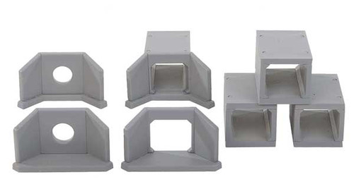 Walthers 933-4558 - Concrete Culverts  (Scale=HO) Part #933-4558