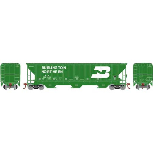 Athearn ATH18764 PS 4740 Hopper BN - Burlington Northern #448689  (HO Scale) Part #ATH18764