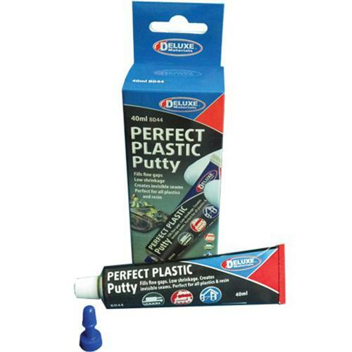 Deluxe Materials BD44 - Perfect Plastic Putty (Scale=ALL) Part #806-BD44