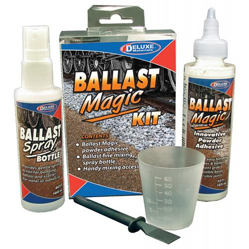 Deluxe Materials AD76 - Ballast Magic Kit (Scale=ALL) Part #806-AD74
