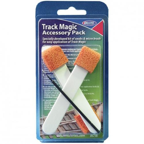 Deluxe Materials AC18 - Track Magic Accessory Pack (Scale=ALL) Part #806-AC18