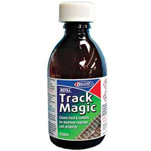 Deluxe Materials AC26 - Track Magic Refill 250ml (Scale=ALL) Part #806-AC26