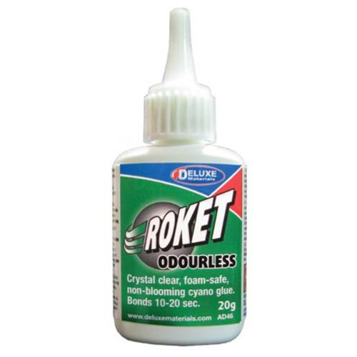 Deluxe Materials AD46 - Roket Odourless (Scale=ALL) Part #806-AD46