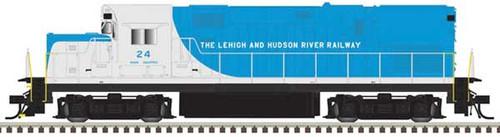 Atlas 10002974 ALCO C-420 - L&HR - Lehigh & Hudson River #24 - DCC & Sound (Scale=HO) Part#150-10002974