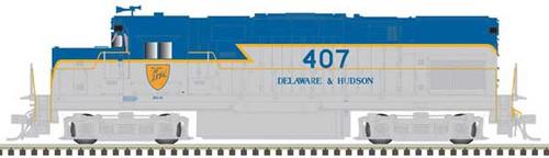 Atlas 10002962 ALCO C-420 - D&H - Delaware & Hudson #407 - DCC & Sound (Scale=HO) Part#150-10002962