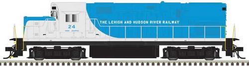 Atlas 10002966 ALCO C-420 - L&HR - Lehigh & Hudson River #21 - DCC & Sound (Scale=HO) Part#150-10002966