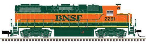 Atlas 40003612 EMD GP38-2 - BNSF - Burlington Northern Santa Fe #2256 - DCC & Sound (Scale=N) Part#150-40003612