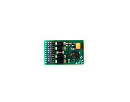 Soundtraxx 852005 MC1H104P21 DCC Mobile Decoder, 22mm x 16mm x 5 (SCALE=HO) Part # = 678-852005