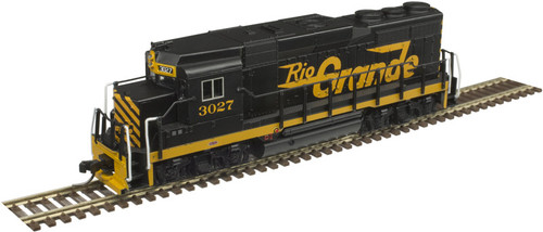 Atlas 40003788 EMD GP30 Ph2 - D&RGW - Rio Grande #3027 - DCC & Sound (Scale=N) Part#150-40003788
