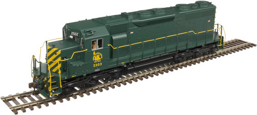 Atlas 10002775 EMD SD35 - CNJ - Jersey Central #2507 - DCC & Sound (Scale=HO) Part#150-10002775