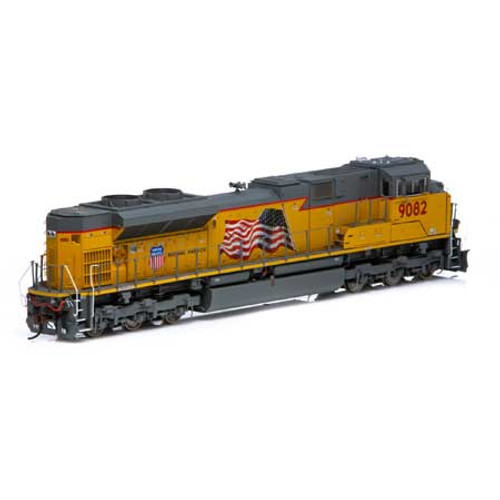 Athearn ATHG89846 SD70ACe UP Union Pacific #9082 with DCC & Sound Tsunami2  (SCALE=HO)  Part #ATHG89846
